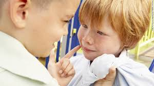 Why a child may bully – no child is born this way