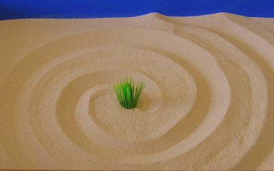 Sandplay therapy – how and why it works